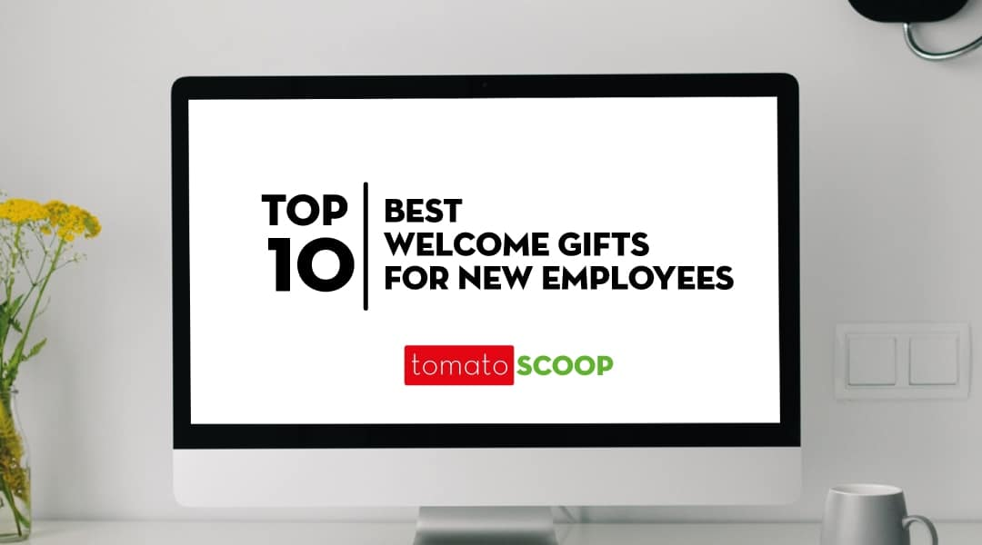 Top 10 Best Welcome Gifts for New Employees