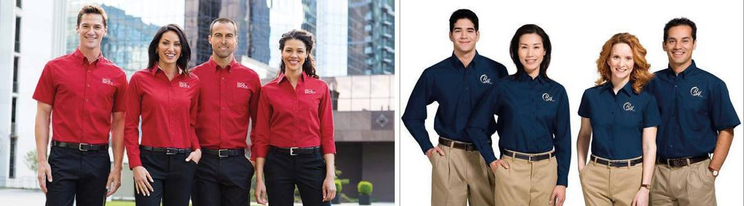 company uniforms - custom fit- Australia