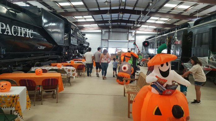 Ride the Pumpkin Express Train - Awesome Events and Activities for San Diego Families