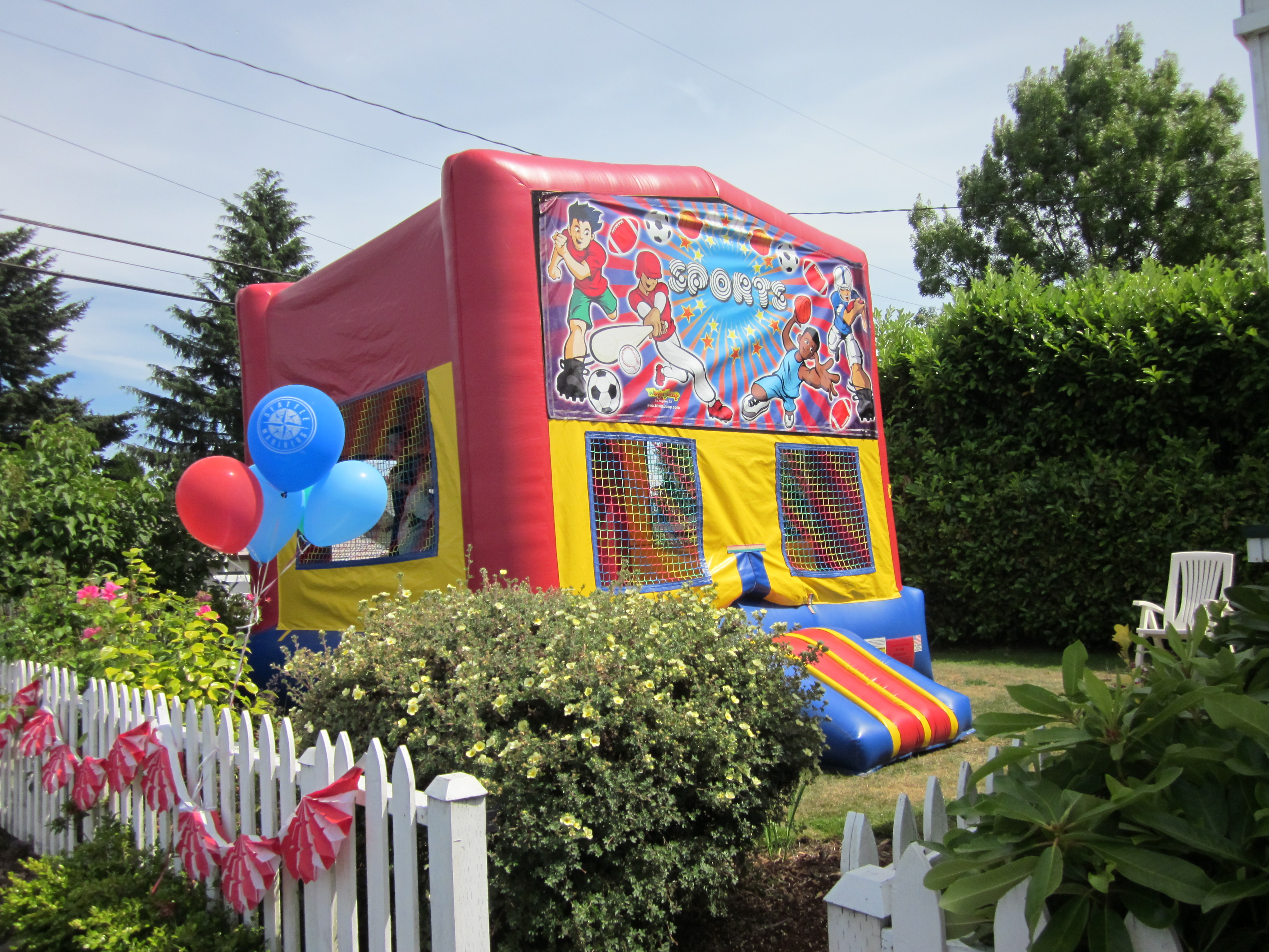 Let S Party Backyard Birthday Rentals For Every Kind Of Kid