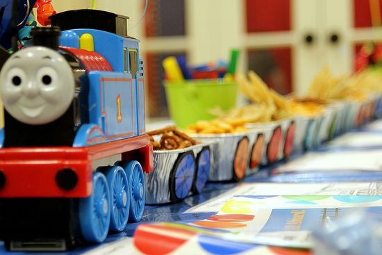 Make Tracks For The Ultimate Thomas The Train Party