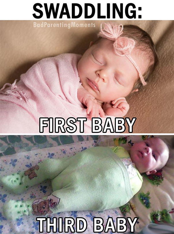 20 Hilarious Memes All About Being A New Mom