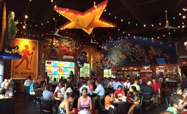 No Whining Dining 9 Theme Restaurants In Atlanta
