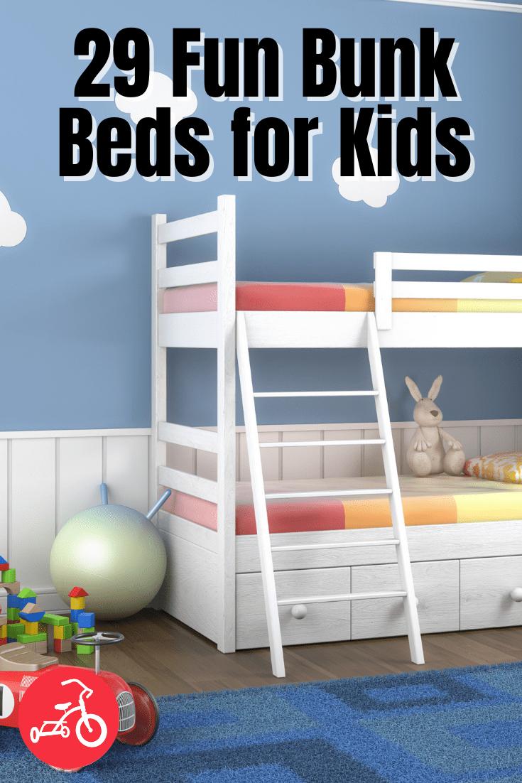 29 Bunk Beds That Ll Make The Kids Room Seem Bigger