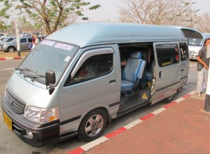 Public Transport from Vientiane to Udon Thani