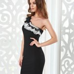 Rochie StarShinerS Distinctive Grace Black