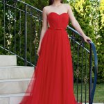 Rochie Ana Radu Legendary Look Red