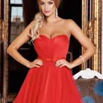 Rochie Ana Radu Perfect Style Red