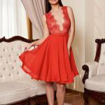 Rochie Ana Radu Adorable Dream Red