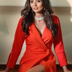 Rochie Daniella Cristea True Lady Red