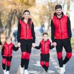 Set Treninguri Snow Family 503 Lei