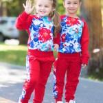 Trening Copii Flower 108 Lei