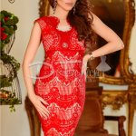 Rochie Intuitive Red