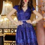 Rochie Ravisal Dark Blue