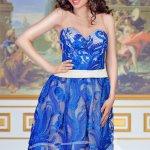 Rochie Royalty Albastra