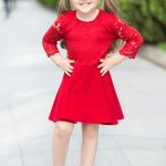 Rochie de Ocazie Serena Copii 116 Lei