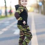 Trening Camuflaj Copii 108 Lei