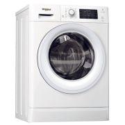 Masina de spalat rufe Slim Whirlpool FreshCare+ FWSD61253W EU EU, 6th Sense Colours, 6 kg, 1200 RPM, Clasa A+++, Alb ieftina
