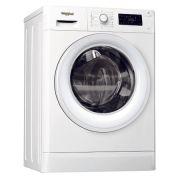 Masina de spalat rufe Whirlpool FreshCare FWSG61053W EU, 6 kg, 1000 RPM, 6th Sense, Clasa A+++, Alb ieftina