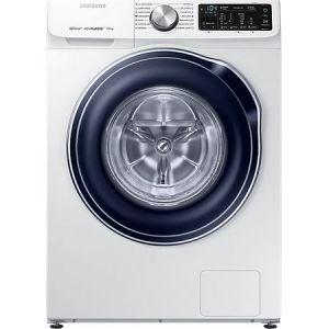 Masina de spalat rufe Samsung WW90M644OBW/LE, 9 kg, 1400 RPM, Clasa A+++, Motor Digital Inverter, QuickDrive, Eco Bubble, Smart Control, Alb pret ieftin