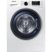 Masina de spalat rufe Samsung WW80J5545FW/LE, EcoBubble, 8 kg, 1400 RPM, Clasa A+++, 60 cm, Alb ieftina