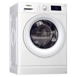 Masina de spalat rufe Whirlpool FreshCare+ FWG71484W EU, 6th- Sense, 7 kg, 1400 rpm, Clasa A+++, Alb pret ieftin