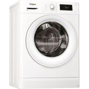 Masina de spalat rufe Whirlpool FWSG71253W, independenta, incarcare frontala, clasa eficienta energetica A+++ ieftina