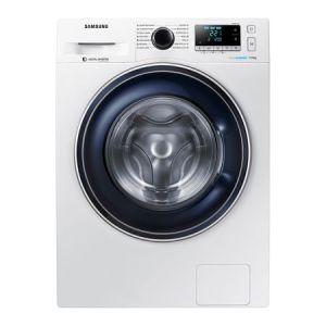 Masina de spalat rufe Samsung WW70J5246FW/LE, EcoBubble, Motor Inverter Digital, 7 kg, 1200 RPM, Clasa A+++, 60 cm, Alb pret ieftin
