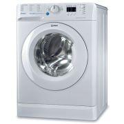 Masina de spalat rufe Indesit BWSA 61053 W EU, 6 kg, 1000 rpm, Clasa A+++, Alb ieftina