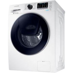 Masina de spalat rufe Samsung Eco Bubble AddWash WW70K5210UW/LE, 1200 RPM, 7 kg, Inverter, Clasa A+++, Alb pret ieftin
