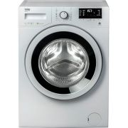 Masina de spalat rufe Slim Beko WRE6532ZWBW, 6 kg, 1000 RPM, Clasa A+++, Display LED, Alb ieftina