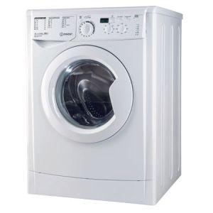 Masina de spalat rufe slim Indesit EWSD 61051 W EU, 6 KG, 1000 rpm, Clasa A+, Alb pret ieftin