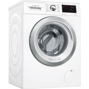 Masina de spalat rufe, Bosch Seria 6, WAT28590, 8 kg, autonoma, Clasa A+++, 1400 rot/min, LED, Alb pret ieftin