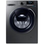 Masina de spalat rufe Samsung Eco Bubble AddWash WW90K6414QX/LE, 1400 RPM, 9 kg, Inverter, Clasa A+++, Inox ieftina