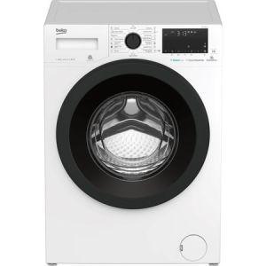 Masina de spalat rufe Beko WTV8636XA, 8 kg, 1200 RPM, Clasa A+++, Motor ProSmart Inverter, HomeWhiz, Conectare Bluetooth, SteamCure, Alb pret ieftin