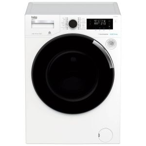 Masina de spalat rufe Beko WTV8744XWAT, Premium Line, 8 kg, 1400 RPM, Optisense, ProSmart Inverter, Clasa A+++, Alb pret ieftin