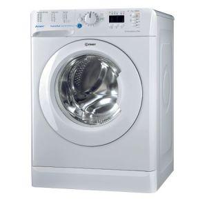 Masina de spalat rufe Indesit Innex BWSA71253W EU, 7kg, 1200 RPM, Push&Wash, Clasa A+++, Alb pret ieftin
