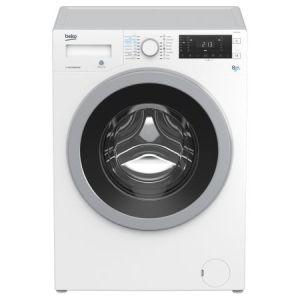 Masina de spalat rufe cu uscator Beko HTV8733XS0, Spalare 8 kg, Uscare 5 kg, 1400 RPM, Clasa A, Motor ProSmart Inverter, Wash & Wear, BabyProtect, Alb pret ieftin