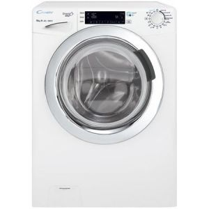 Masina de spalat rufe Candy GVF1510LWHC3/1-S, 10 kg, 1500 RPM, Clasa A+++, Wi-Fi, Display, Alb pret ieftin