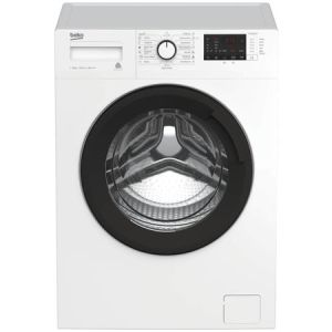 Masina de spalat rufe Beko WTV8612XSW, 8 kg, 1200 RPM, Aquawave, Clasa A+++, 60 cm, Alb pret ieftin