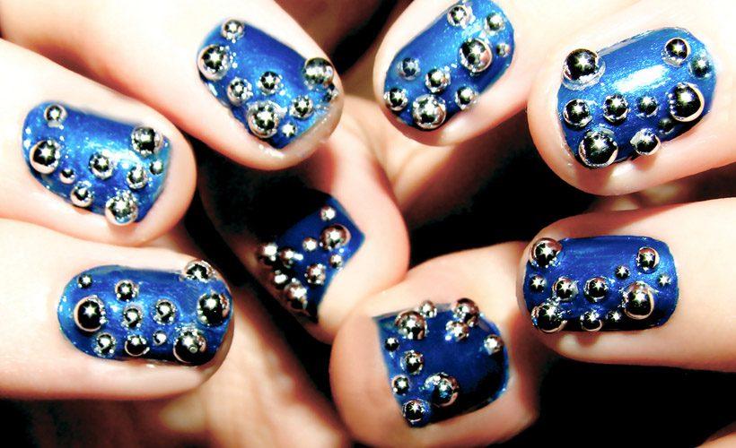 Nail Art Trends To Try When You Have 30 Free Hours