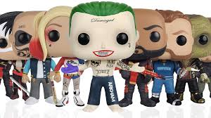 Funko Pops the story