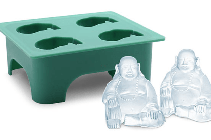 Ice, ice baby. Summer's here and the time is right...for cool cocktails and novelty ice cubes 1