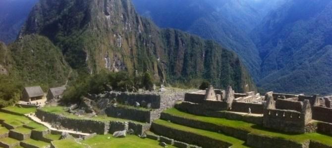 Machu Picchu Baby