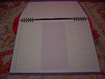 Wide Space for your notes