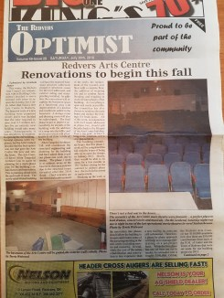 Optimist article page 1