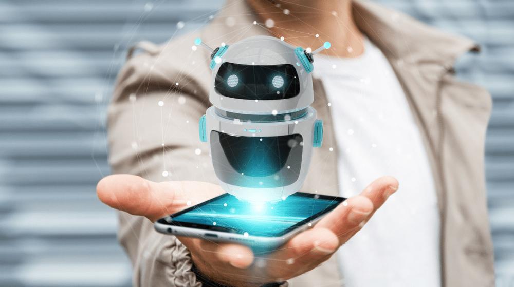Chatbots web diseño