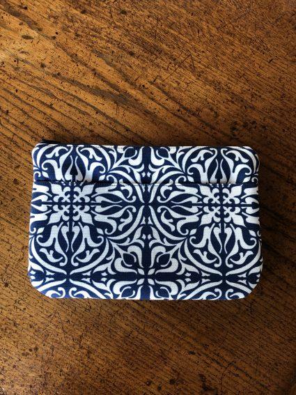 zipper pouch purse organizer