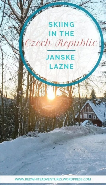 Skiing in Czech Republic is an awesome day trip from Prague.