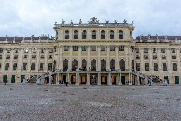 Schönbrunn Palace is a perfect place to visit in 48 hours in Vienna.